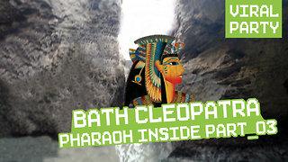 Cleopatra Pharaonic Bath Entrance