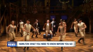 Hamilton: What to know before you go.