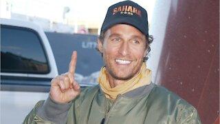 Matthew McConaughey Lessons On Fatherhood