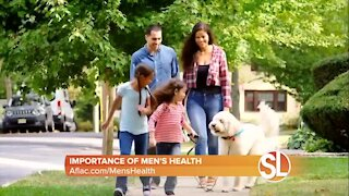 Aflac talks about the importance of men's health