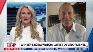Winter Storm Watch: Latest Developments