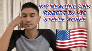 Inauguration Around Easter Shown in My Reading—And Confirmed by Robert David Steele