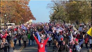 March for Trump | Million MAGA March | Washington DC | 2020-11-14 I IMG_1984