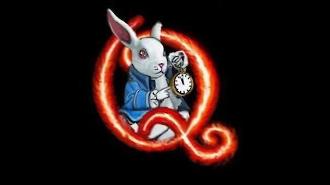 """""""QAnon"""" (The Real Story) by Toots Sweet"""