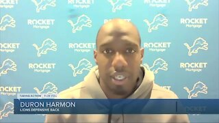 Duron Harmon talks Lions life after Patricia's firing