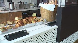 Professional baker fulfills dream of opening bakery, Leavened, in Cleveland's Tremont neighborhood