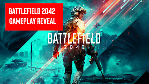 Xbox Showcase Battlefield 2042 Multiplayer Game Play Reveal