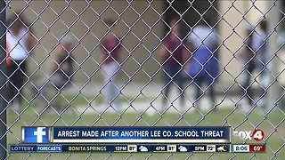 12-year-old arrested for school threat at Cape Coral middle school