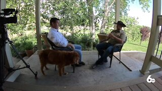 One-on-One with Ammon Bundy pt. 1
