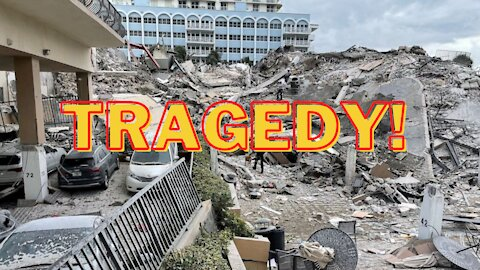 SO MUCH DISINFO: THE TRUTH ABOUT THE BUILDING COLLAPSE and more