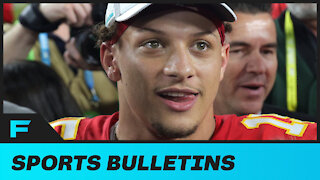 How A Liquor Store Employee Was FIRST To Break News Of Patrick Mahomes Singing Extension With Chiefs
