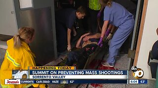 Summit to prevent active shooter situation being held in San Diego