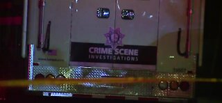 Police investigate death, possible shooting in downtown Las Vegas