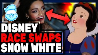 Epic Backfire! Disney Race Swaps Snow White & Gets ROASTED While Actress Rachel Zegler Antagonizes