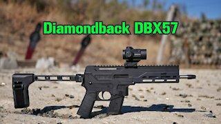 Diamondback DBX57 : TTAG Range Review DBX