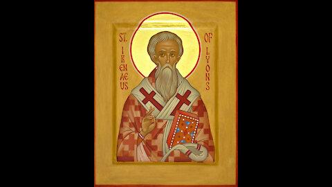 Resistance Podcast #202: St. Irenaeus of Lyons vs. the Gnostics ~ Patristics w/ Jonathan Arrington