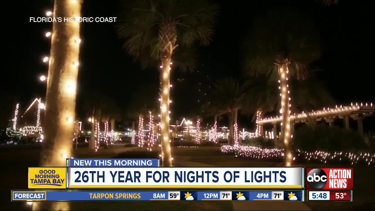 St. Augustine Night of Lights celebrates 26 years