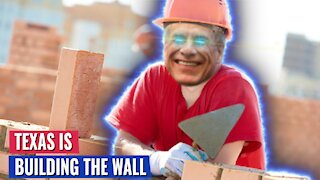 """TEXAS GOVERNOR: """"WE WILL BUILD THE BORDER WALL. WE HAVE TO BUILD IT"""""""