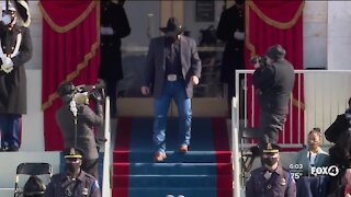 Celebrities perform at Inauguration