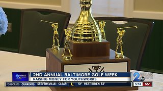 Mayor Catherine Pugh announces 2nd annual Baltimore Golf Week details