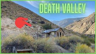 Overlanding Death Valley Oct 2020