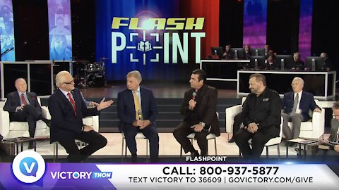 FlashPoint: Victorython Special   Help Support the Show & Network!