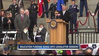 Making the Grade: Legislative session to kick off