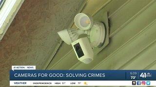 Neighborhood surveillance program shows positive results