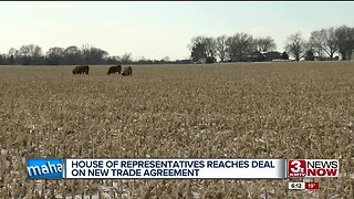 House of Representatives reaches deal on new trade agreement