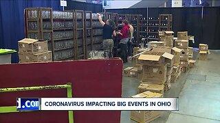 Coronavirus could have economic impact on Cleveland