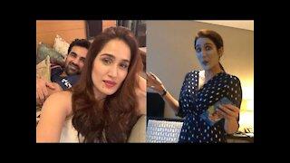 Cricketer Zaheer Khan And Wife Sagarika Ghatge Expecting Their First Child   SpotboyE