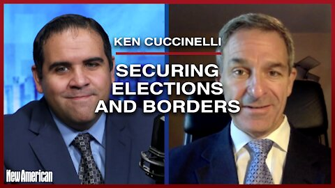 Former Trump Official Ken Cuccinelli on Securing Elections and Borders