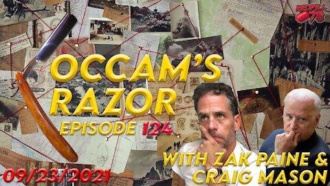 Occam's Razor Ep. 124 with Zak Paine & Craig Mason - The Hunter Biden laptop 1 Year Later