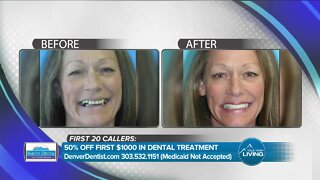 Don't Be Afraid To Smile Again // Barotz Dental