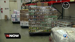 Local food pantries ready to help families affected by government shutdown