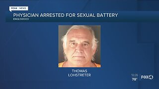 Englewood doctor faces Sexual Battery Charges