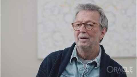 Even Eric Clapton Knows What Is Going On - There Is No COVID - This 38 Second Video Clip Says It All