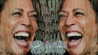 Why is Kamala Harris Laughing - Because 2 Million Women Lost Their Jobs
