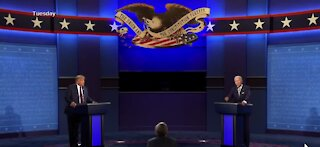 Presidential race heats up with presidential COVID-19 diagnosis