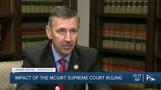 Impact of the McGirt Supreme Court ruling