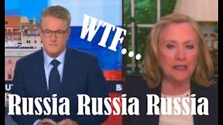 Hillary Clinton and Russia again