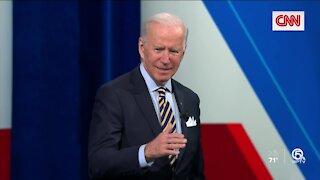 Biden hosts first presidential town hall