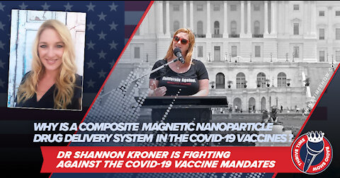 Dr Shannon Kroner | Can Our Military Opt-Out of Taking the RNA-Modifying COVID-19 Vaccines?