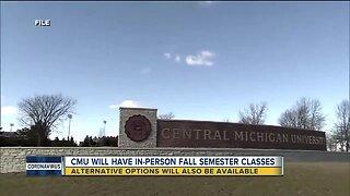 CMU will have in-person fall semester classes