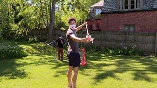 WNY Foundation bringing lacrosse to the backyard