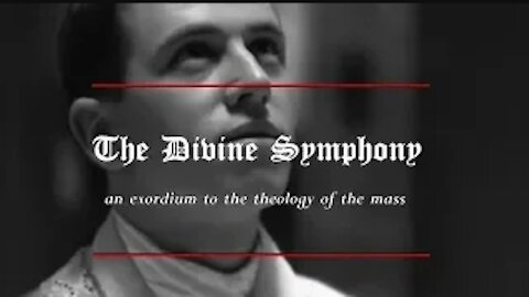 The Sign of Peace at the Catholic Mass (The Divine Symphony)