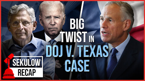 Another Big Twist in DOJ v. Texas Case