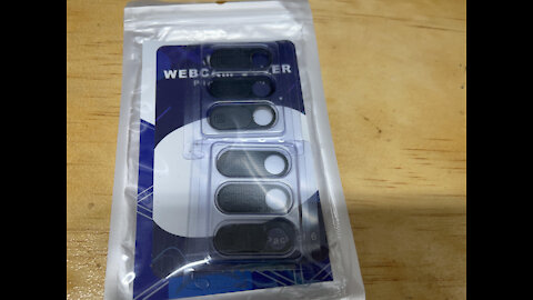 Ultra Thin Webcam Slide Cover Block Laptop Tablet iPаd iMаc Win Privacy and Security (07-08-2021)