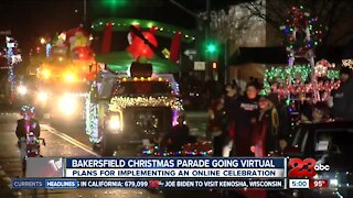 Organizers team up with 23ABC to bring Bakersfield Annual Christmas Parade virtually