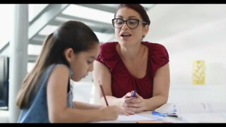 Mentally preparing your kids for back to school